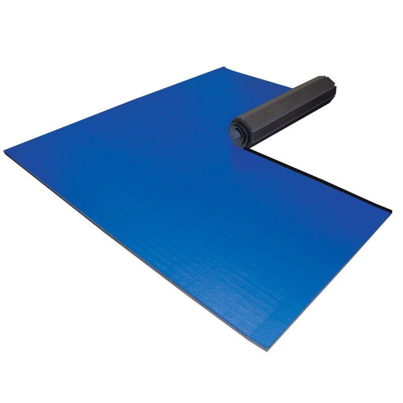 Inflatable mat with visor vaiana moana 55x110cm 16079